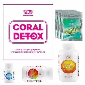 Coral detox