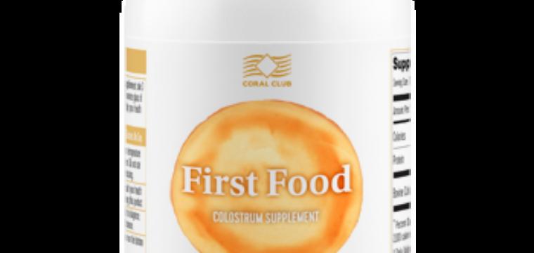 first-food-colostrum
