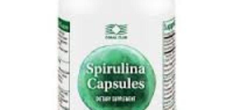 spirulina-capsules