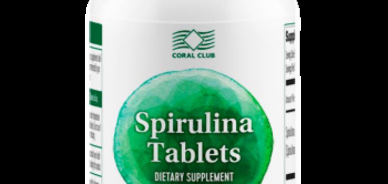 spirulinatablets
